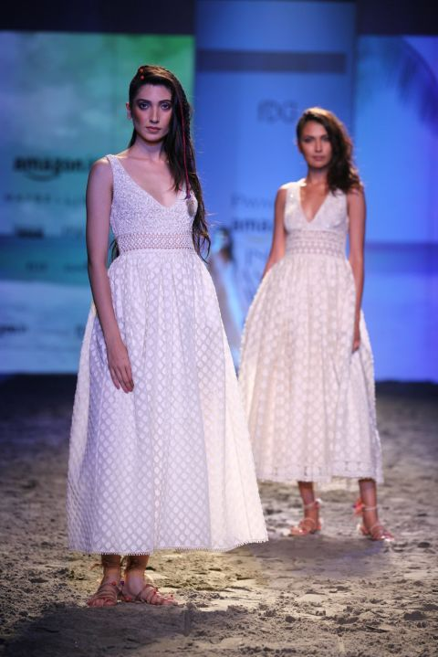 All The Looks From Payal Jain At Amazon India Fashion Week