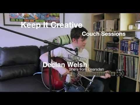 Declan Welsh   Singer Songwriter