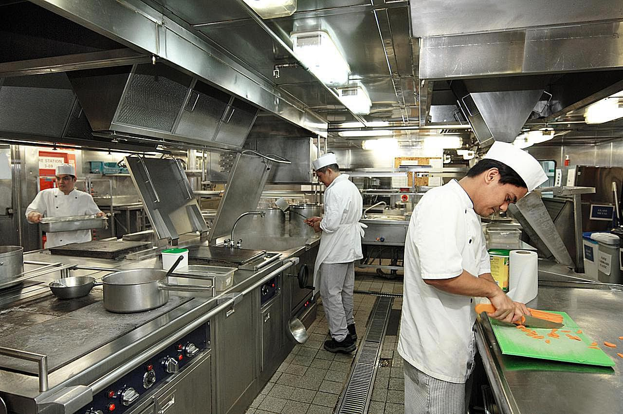 How To Keep Your Restaurant Kitchen Spic And Span. Some Jobs Should Be Done  Several Times A Day, While Others Need To Be Done Weekly Or Monthly.