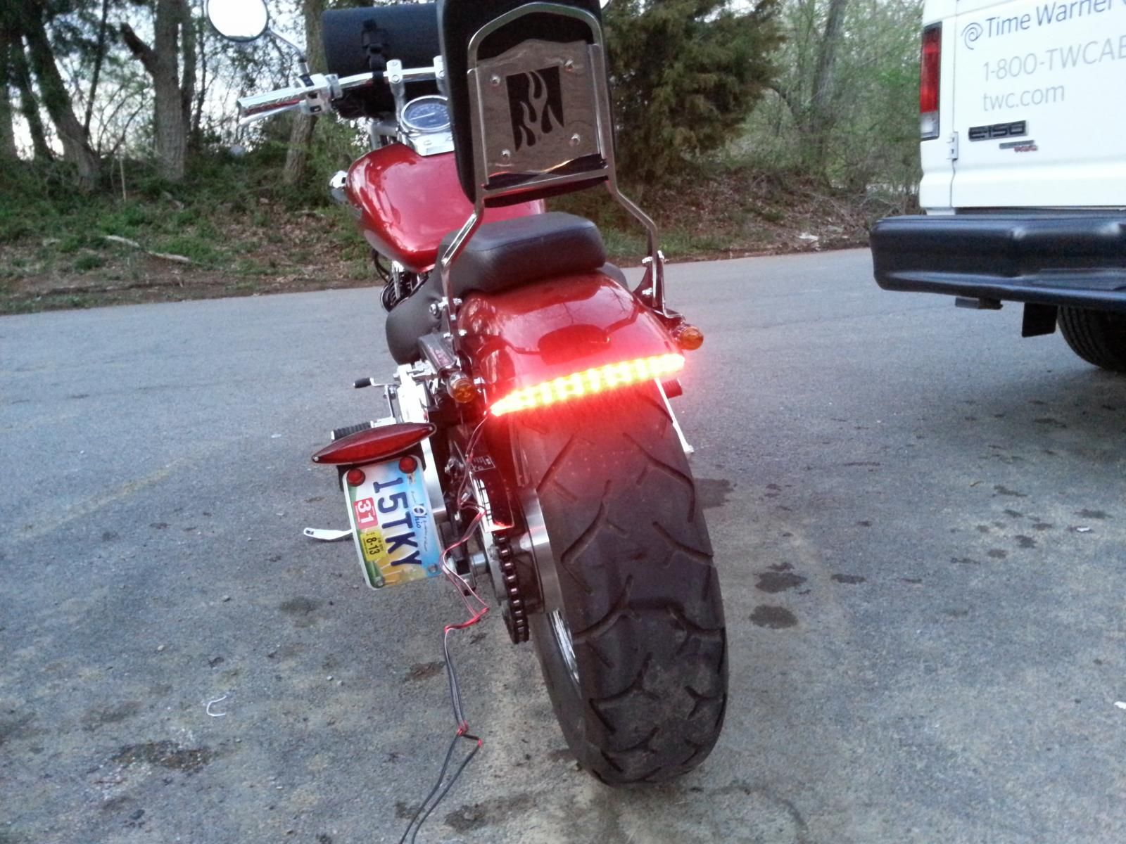 Motorcycle Tail Lights Google Search