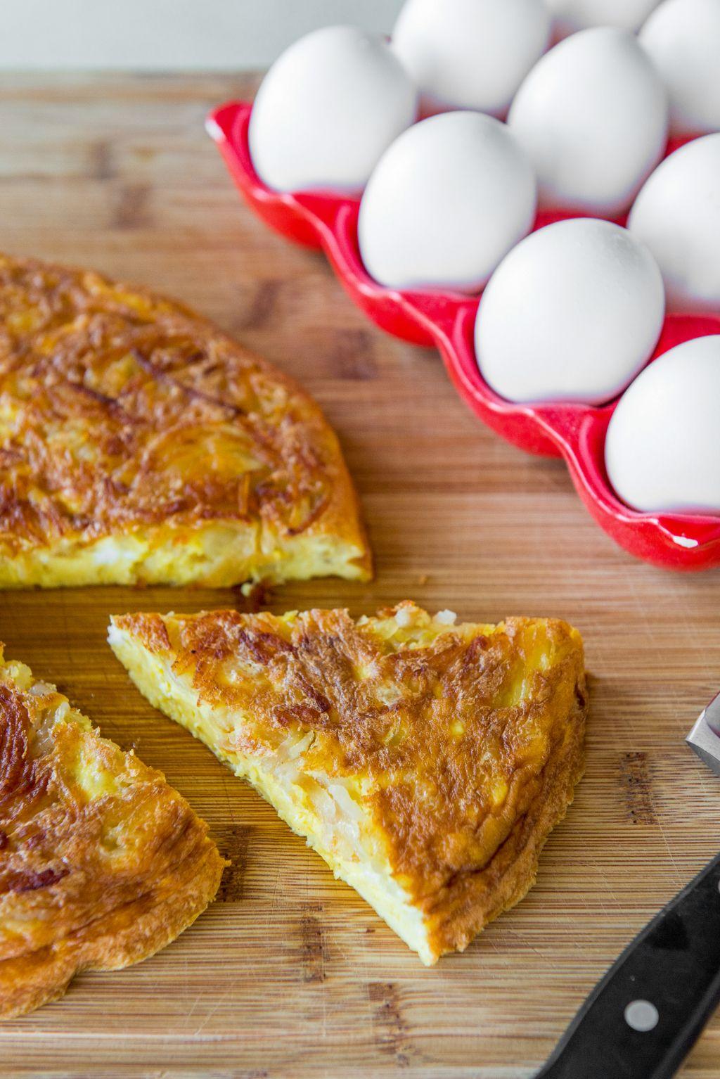 Hash brown frittata recipe hash brown frittata