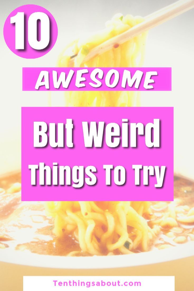New Recipe Ideas And Life Hacks To Try! These ideas might sound a little weird at first, but trust me... don't knock it til you try it!