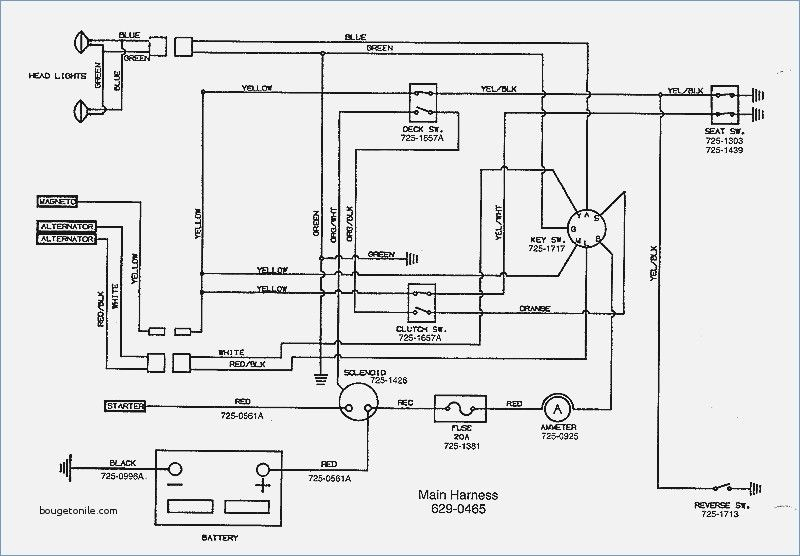 42a707 Wiring Diagram briggs and stratton 6 terminal ... on