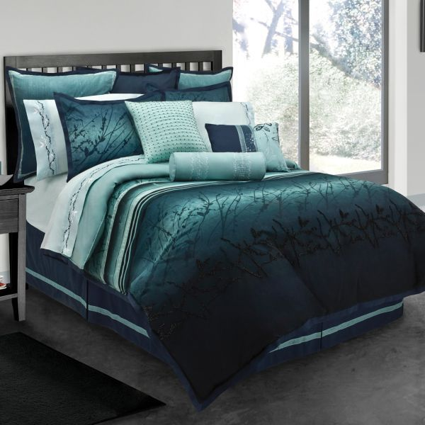 Lawrence Bedding Collections Blue Moon Bedding By Lawrence Bedding