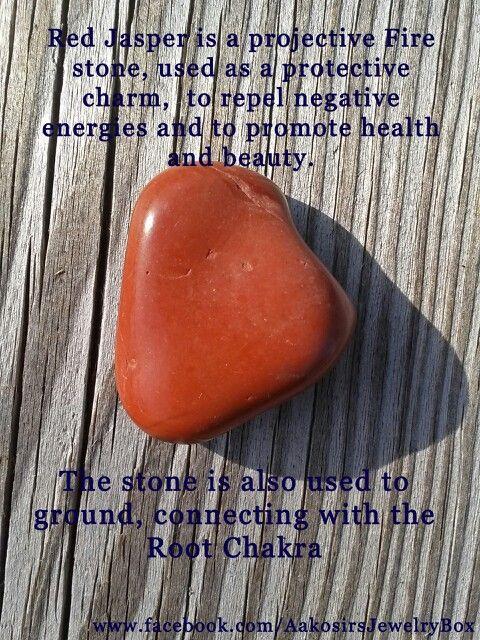 Red Jasper www.facebook.com/AakosirsJewelryBox