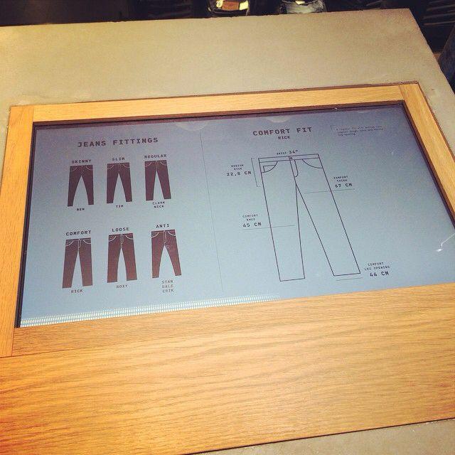 Problemsbychoosingjeansmodel? #check Jack&Jones #digital media #instore #digital media #retaildesign #risomdesign