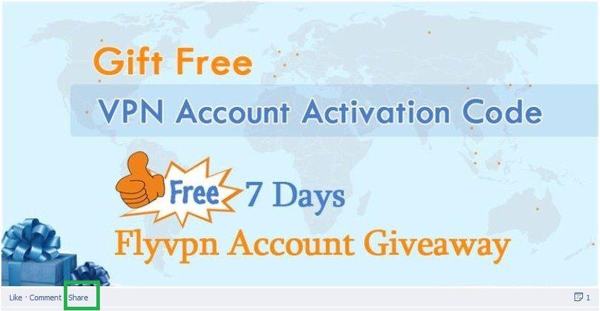 Free 7 Days Flyvpn Account - USA VPN/Proxy and Korea VPN