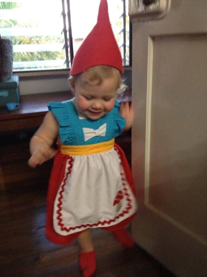. #gnomecostume