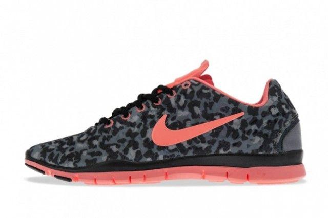 Nike Free 5.0 Leopard