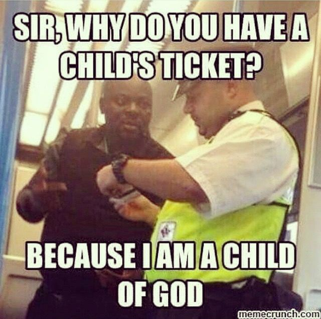 7e2f26d037248cfb277d617f5da95eb1 14 funny christian memes that will make you lol memes, gift and,Child Of God Meme
