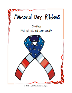 graphic about Memorial Day Printable referred to as Cost-free Memorial Working day Printables Pack Patriotic Holiday seasons and