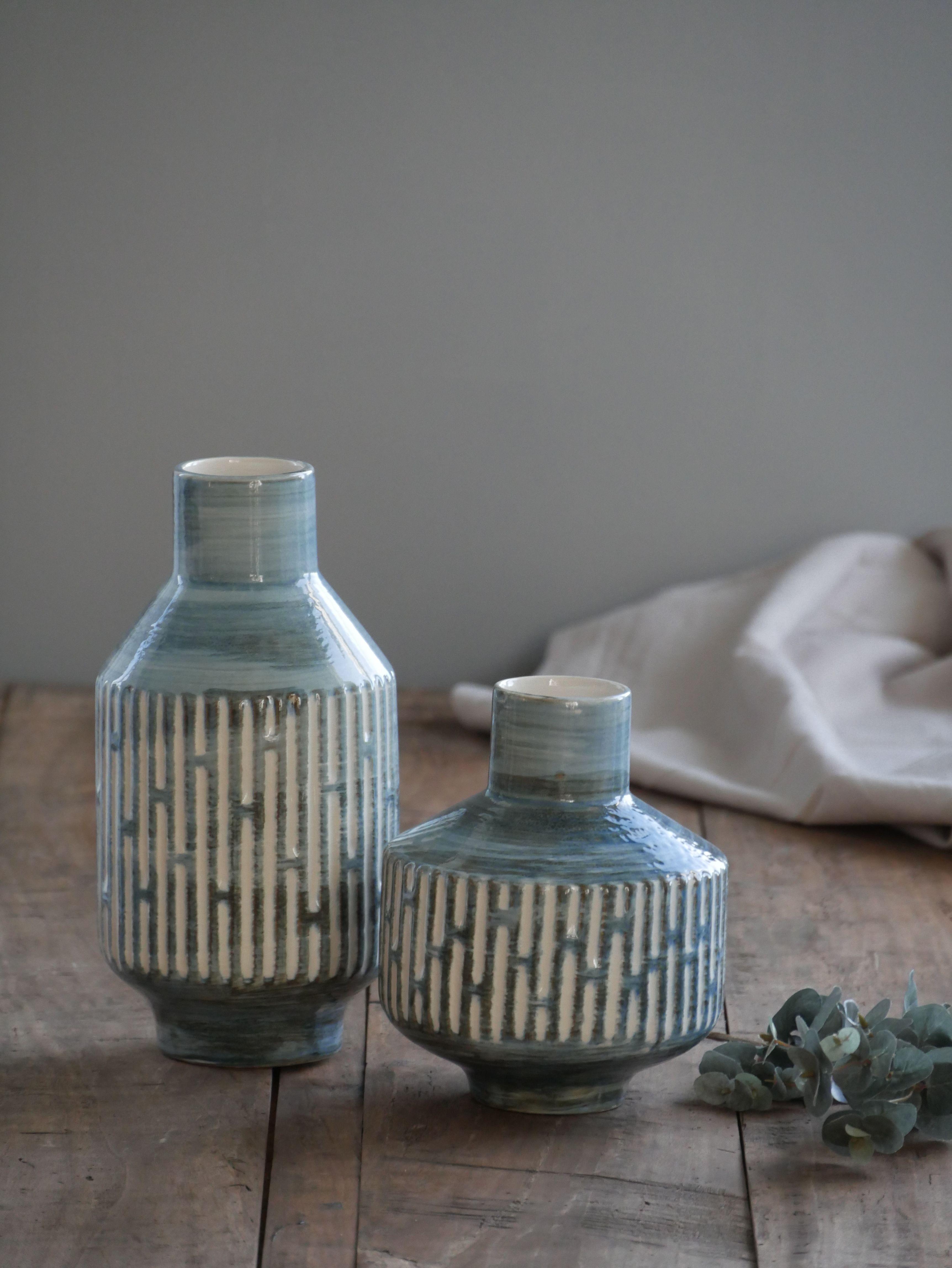 Les petits vases en céramique plus tendances que jamais
