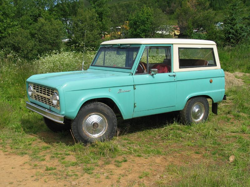 Ford Bronco 1960