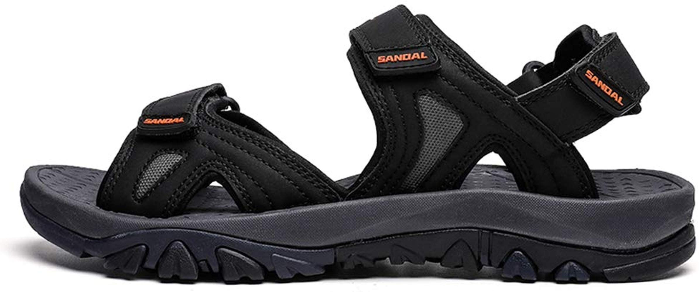 CMP Hamal Herren Outdoorsandale Wanderschuh Trekkingschuhe Sport Schuhe schwarz