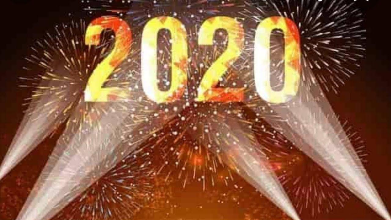 Happy New Year 2020 Happy New Year Whatsapp Status Video 2020 Newyear Happy New Year Status New Year Status Happy New Year