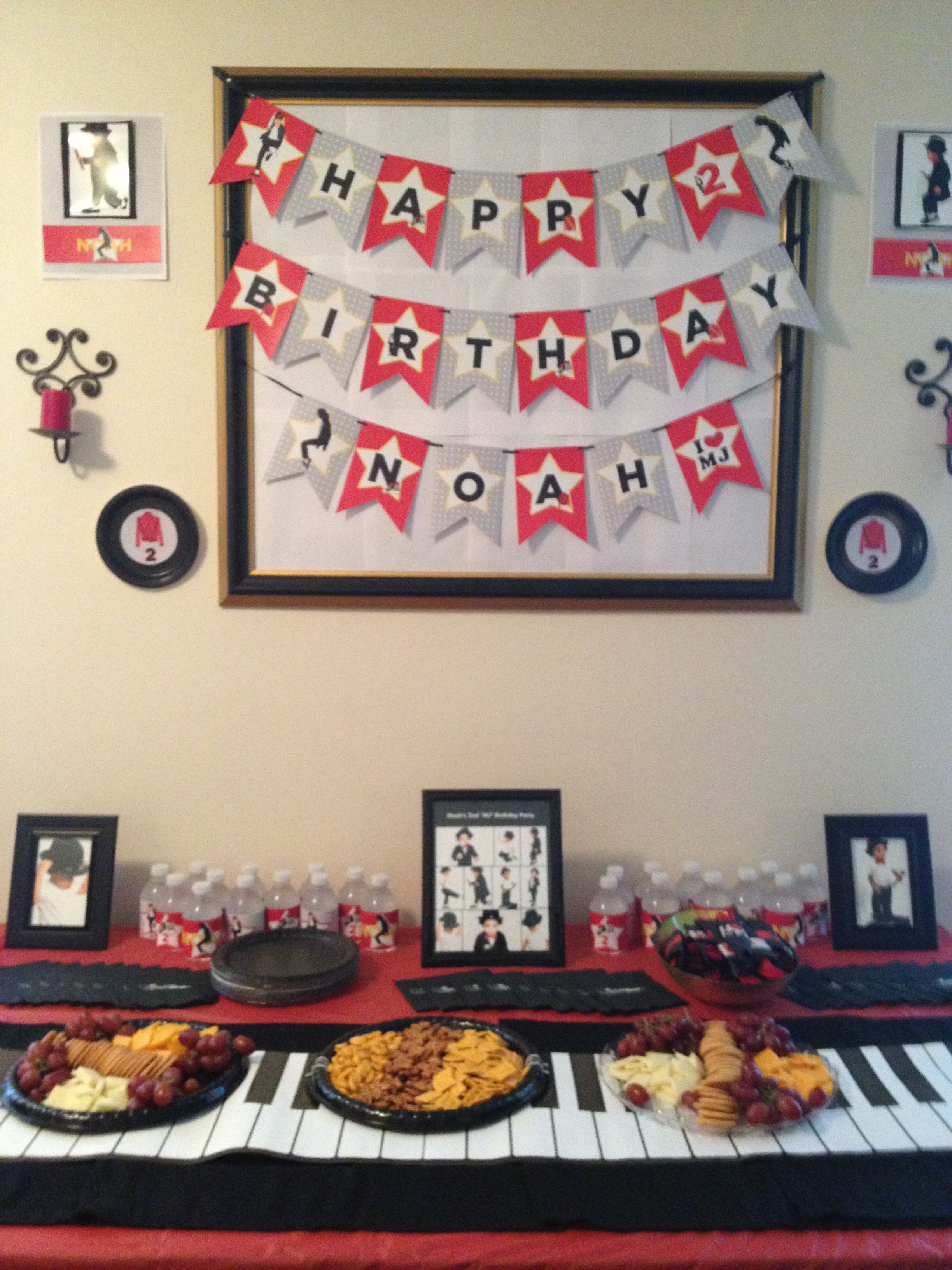 Michael Jackson Birthday Party - Yahoo Image Search Results ...