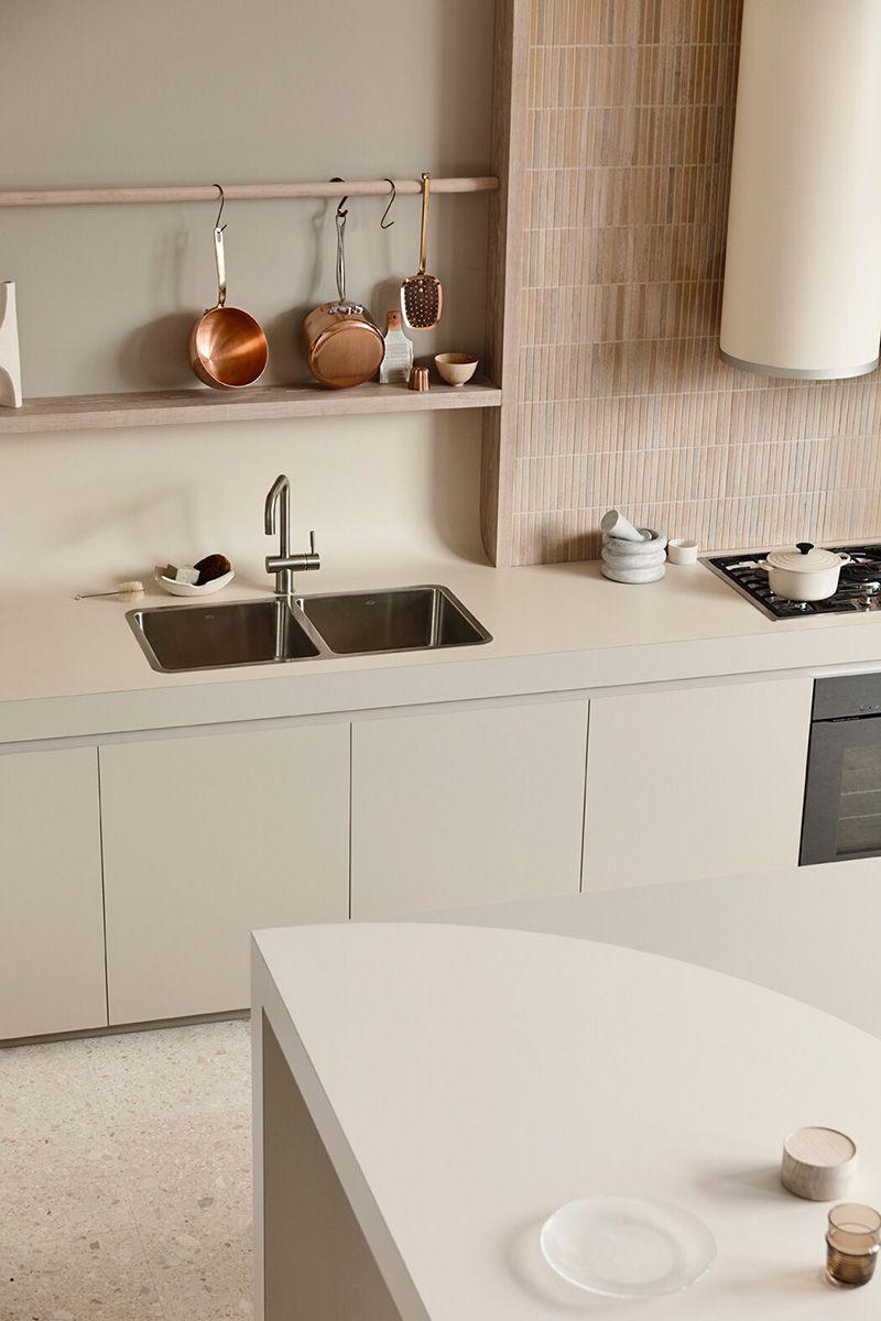 Modern kitchen as art: design by Australian studio Kennedy Nolan