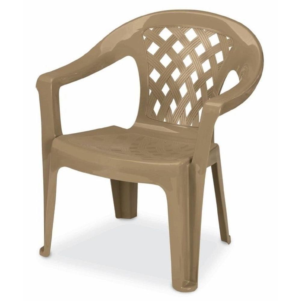Wondrous Us Leisure Big And Tall Mushroom Patio Lounge Chair 230560 Creativecarmelina Interior Chair Design Creativecarmelinacom