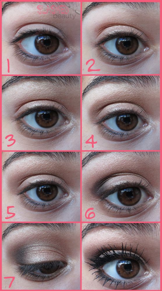 Basic Eyeshadow Application For Makeup Beginners