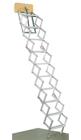 escalier escamotable sogem easyalu pinteres. Black Bedroom Furniture Sets. Home Design Ideas