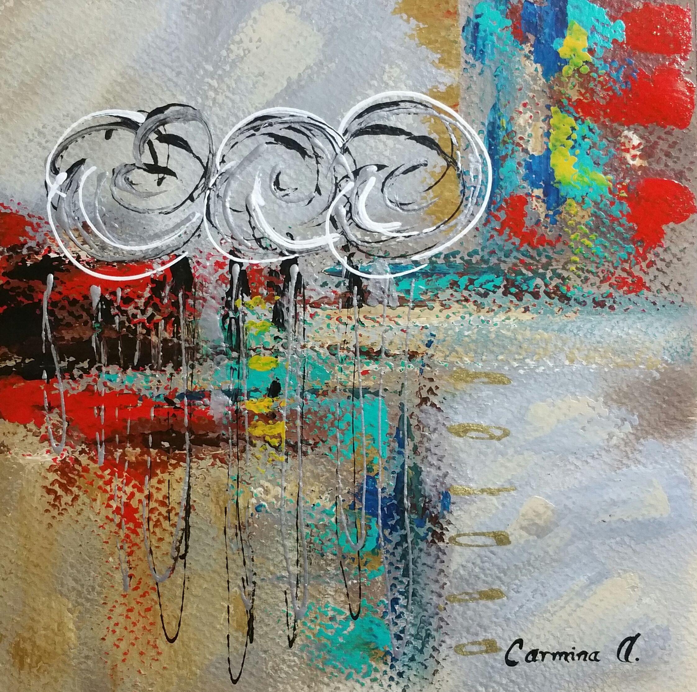 Pintura abstracta en acrilico images for Imagenes de cuadros abstractos faciles