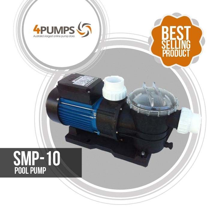 Swimming Pool Pump Smp 10 Low Noise Operation Pump