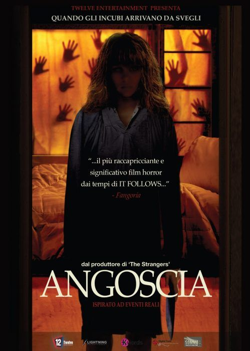 Angoscia Streaming Film Completo Italiano 2017 Guarda Film Online