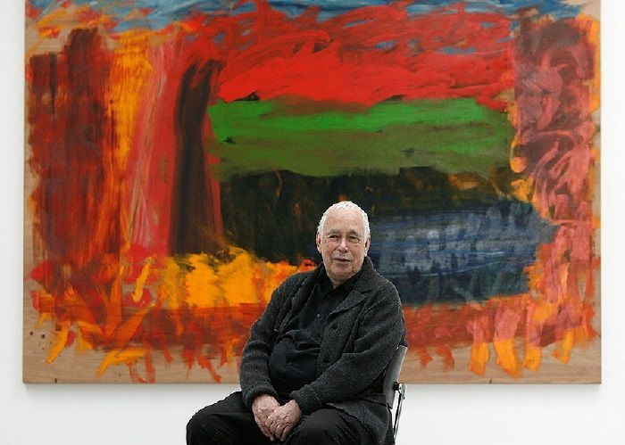 British artist Howard Hodgkin has passed away aged 84. According to the Tate, the internationally celebrated Turner Prize-winning abstract painter died peacefully in hospital in London.