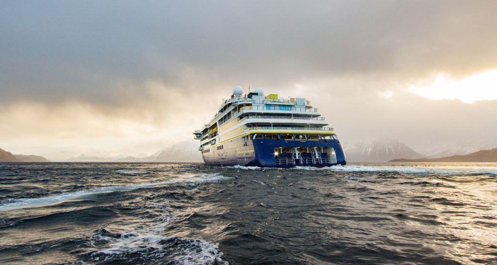 #CruiseNews #LindbladExpeditions #NationalGeographic National Geographic Endurance Completes Sea Trials