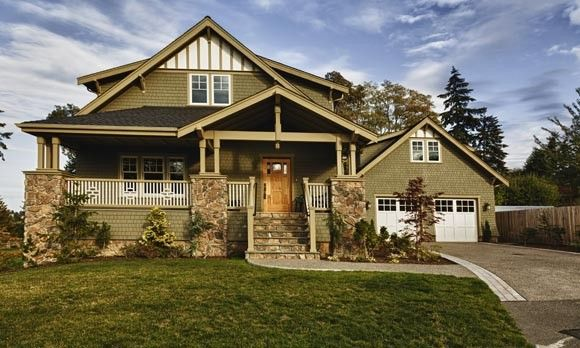 Exterior Aesthetics What To Consider House Styles Craftsman House House Exterior