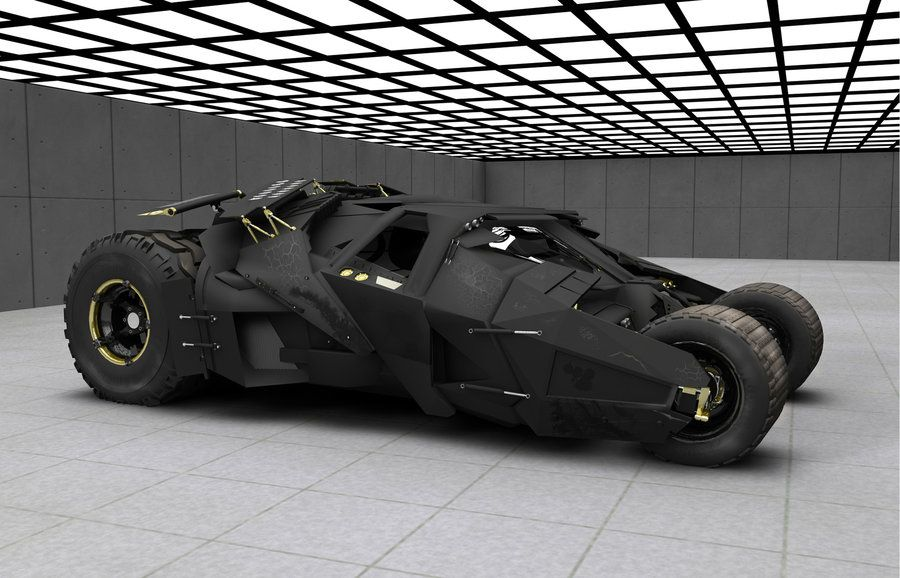 Dark Knight Batmobile Batman Car Car Batman Bike