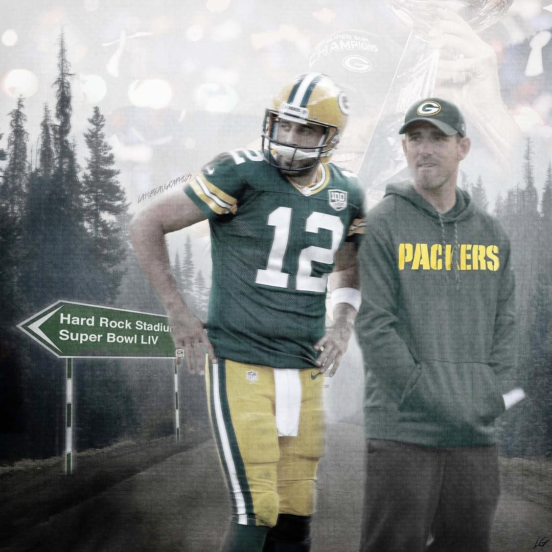 The Journey Back The Greatest Question That Green Bay Will Face Over This Upcoming Offseason Is Will Matt Lafleur A Green Bay Green Bay Packers Aaron Rodgers