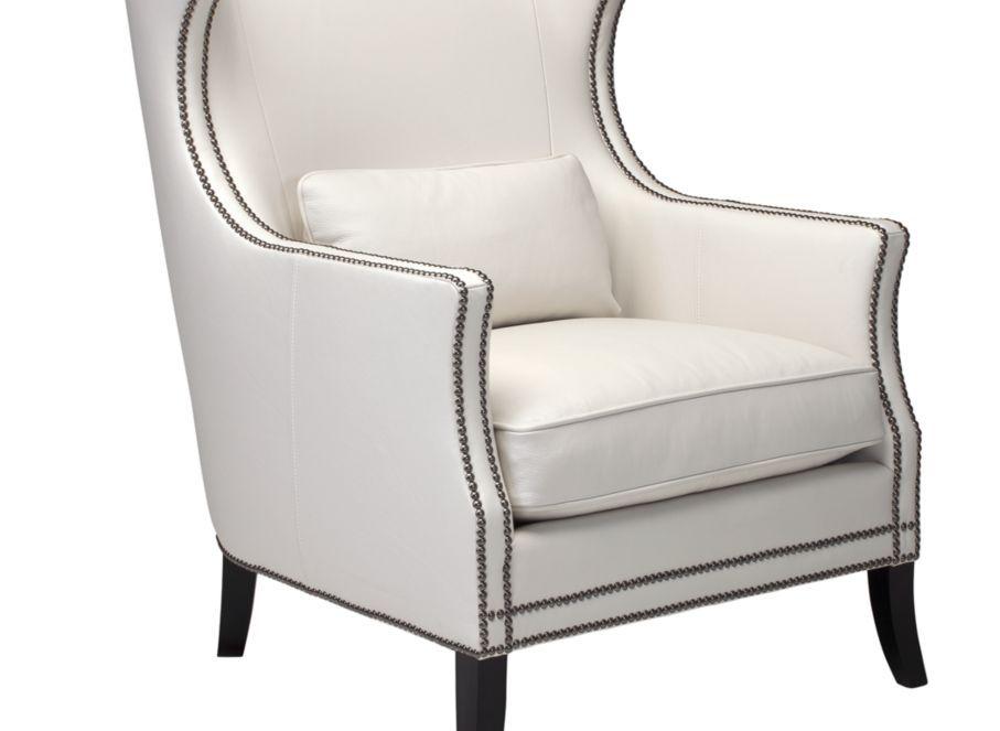 Eddie Accent Chair White Chairs Furniture Z Gallerie