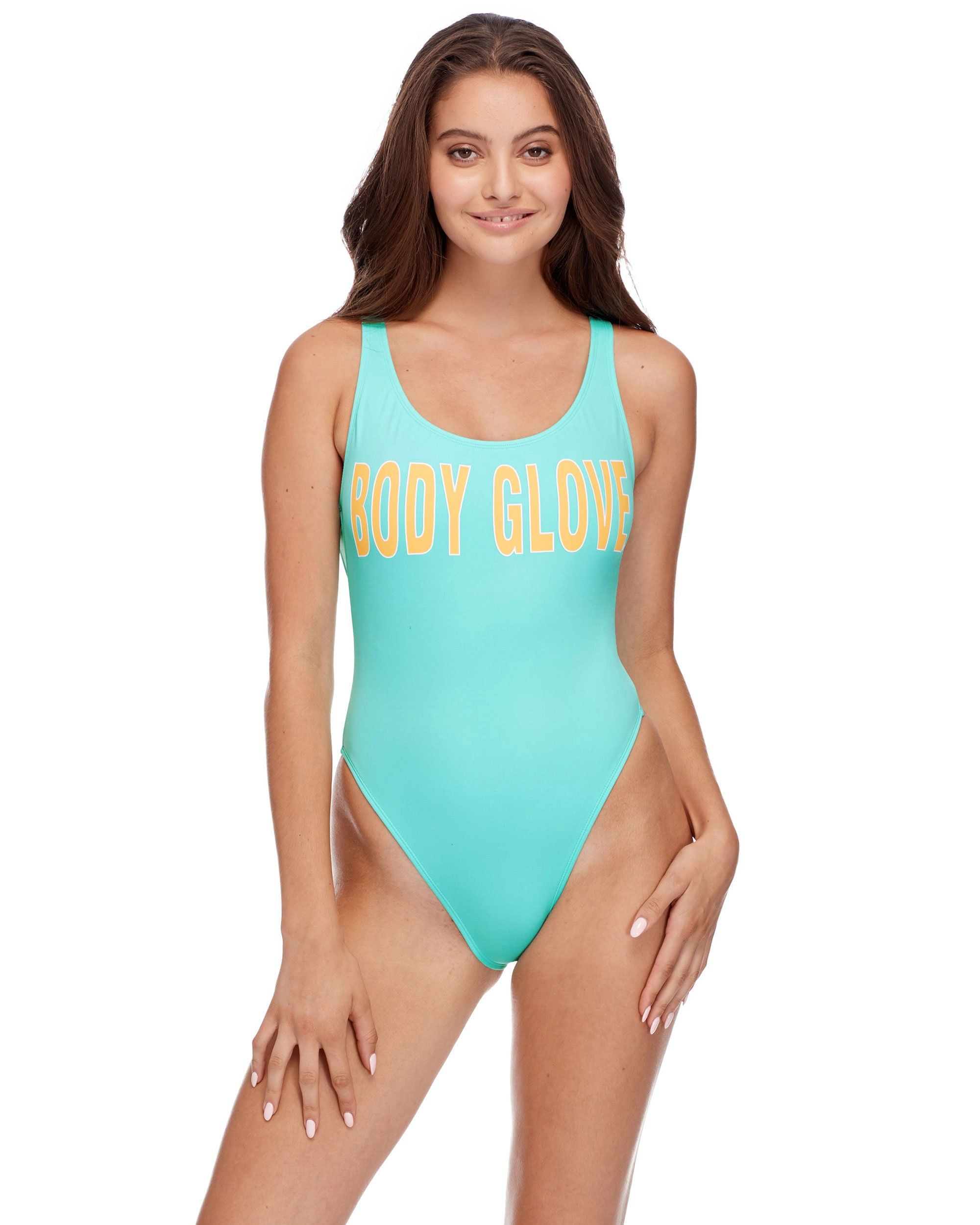 7d5ee45d3e Smoothies The Look One-Piece Swimsuit - Sea Mist | Swimming | One ...