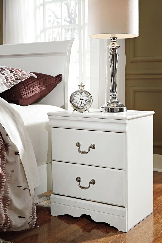 Best The 5Pc Anarasia Bedroom Collection White Nightstand Furniture Bedroom Sets For Sale 640 x 480