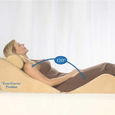 backmax plus bed wedge pillow. i so need this until we get our