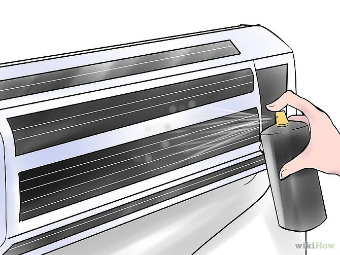 Clean Split Air Conditioners Diy Home Crafts