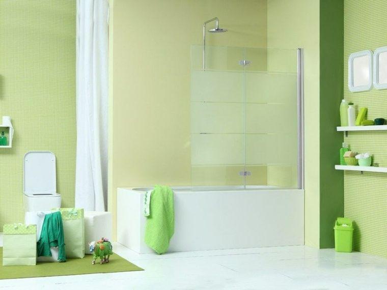 Rivestimenti bagni moderni immagini pareti con piastrelle di colore