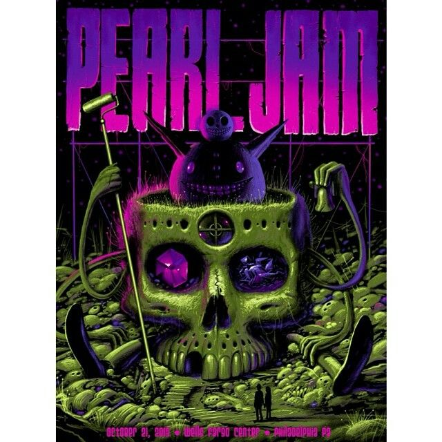 Pearl Jam philly 2014