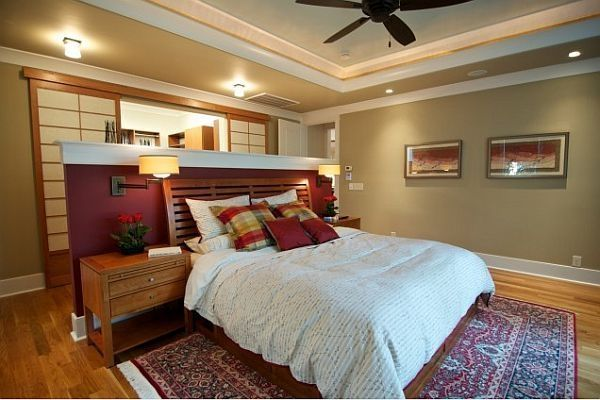 feng shui schlafzimmer bett beleuchtung teppich Schlafzimmer - feng shui schlafzimmer bett