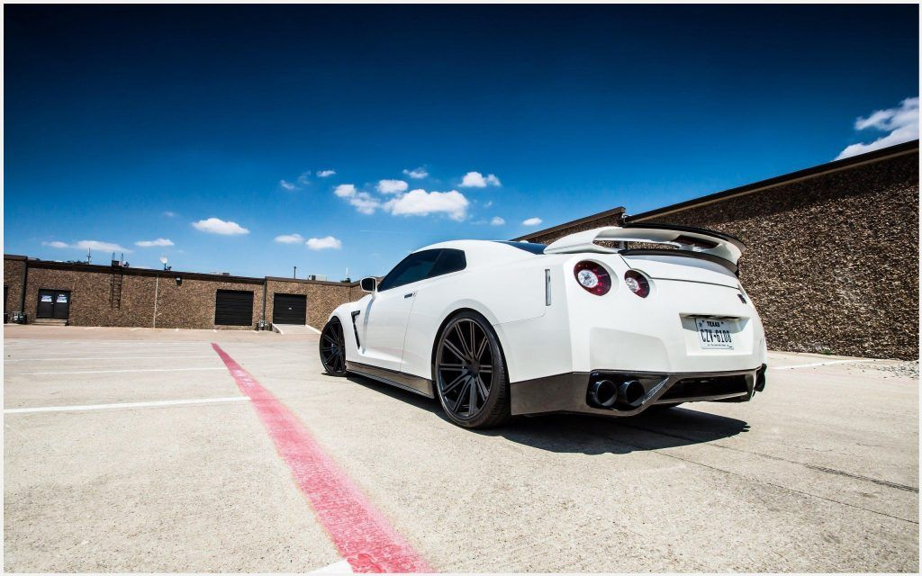 Nissan GTR R35 White Car Wallpaper | Nissan Gtr R35 White Car Wallpaper  1080p, Nissan