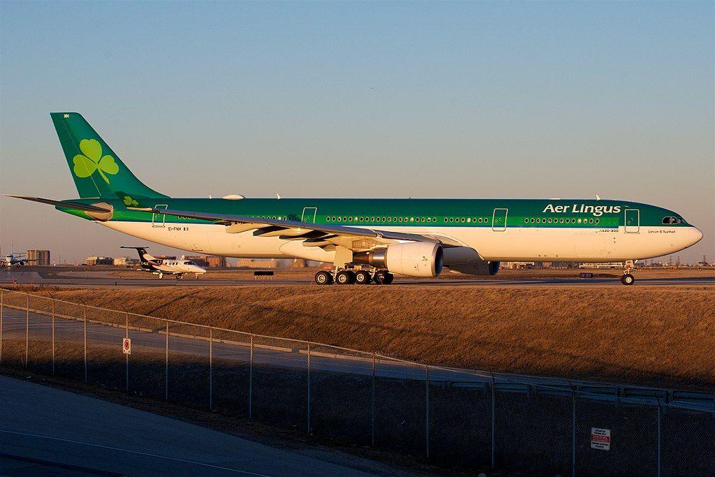 Aer Lingus Fleet Airbus A330 300 Details And Pictures Dengan Gambar