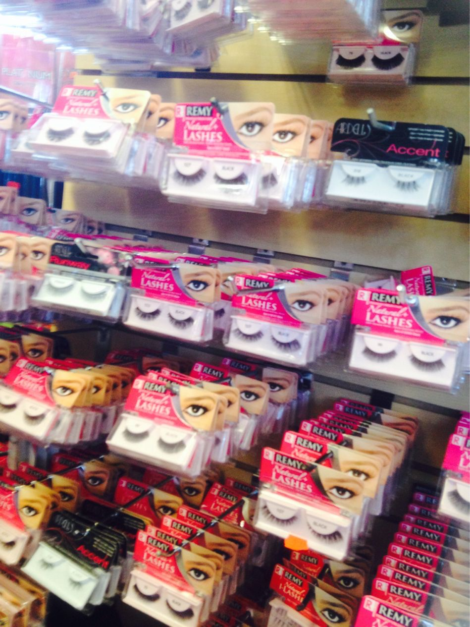 Eyelashes Today Tess Beauty Supply 27th And National Strips And