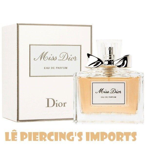923828adc95 Perfume Miss Dior EDP Feminino 100ml Eau de Parfum Dior