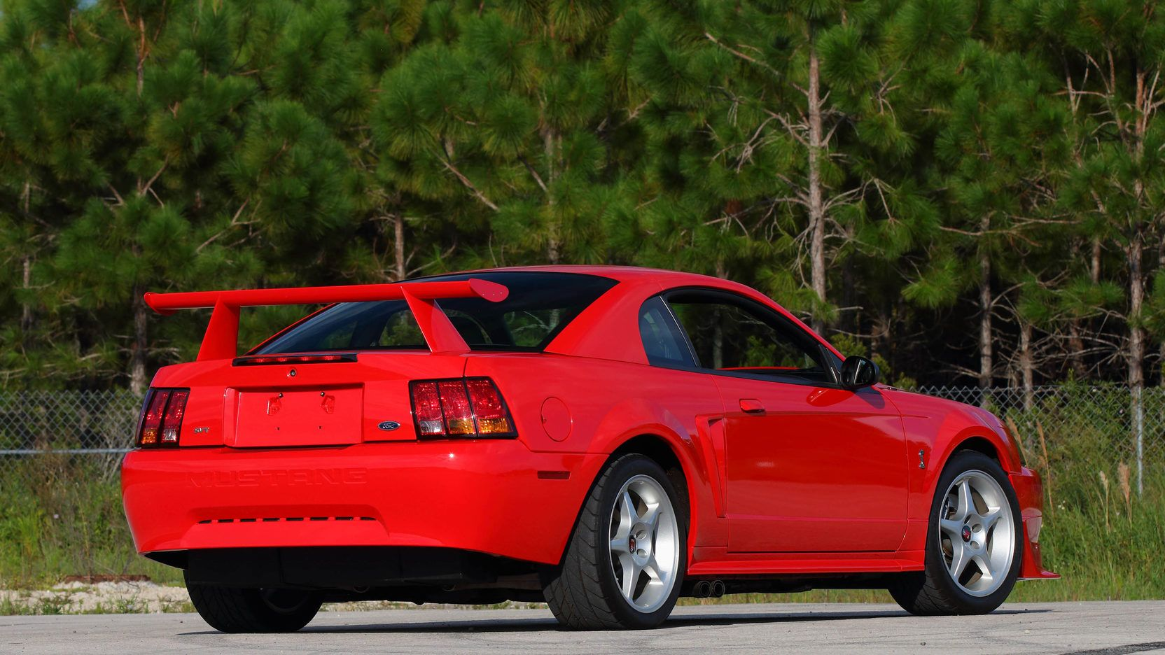 2000 Ford Mustang Svt Cobra R F230 Kissimmee 2017 With Images