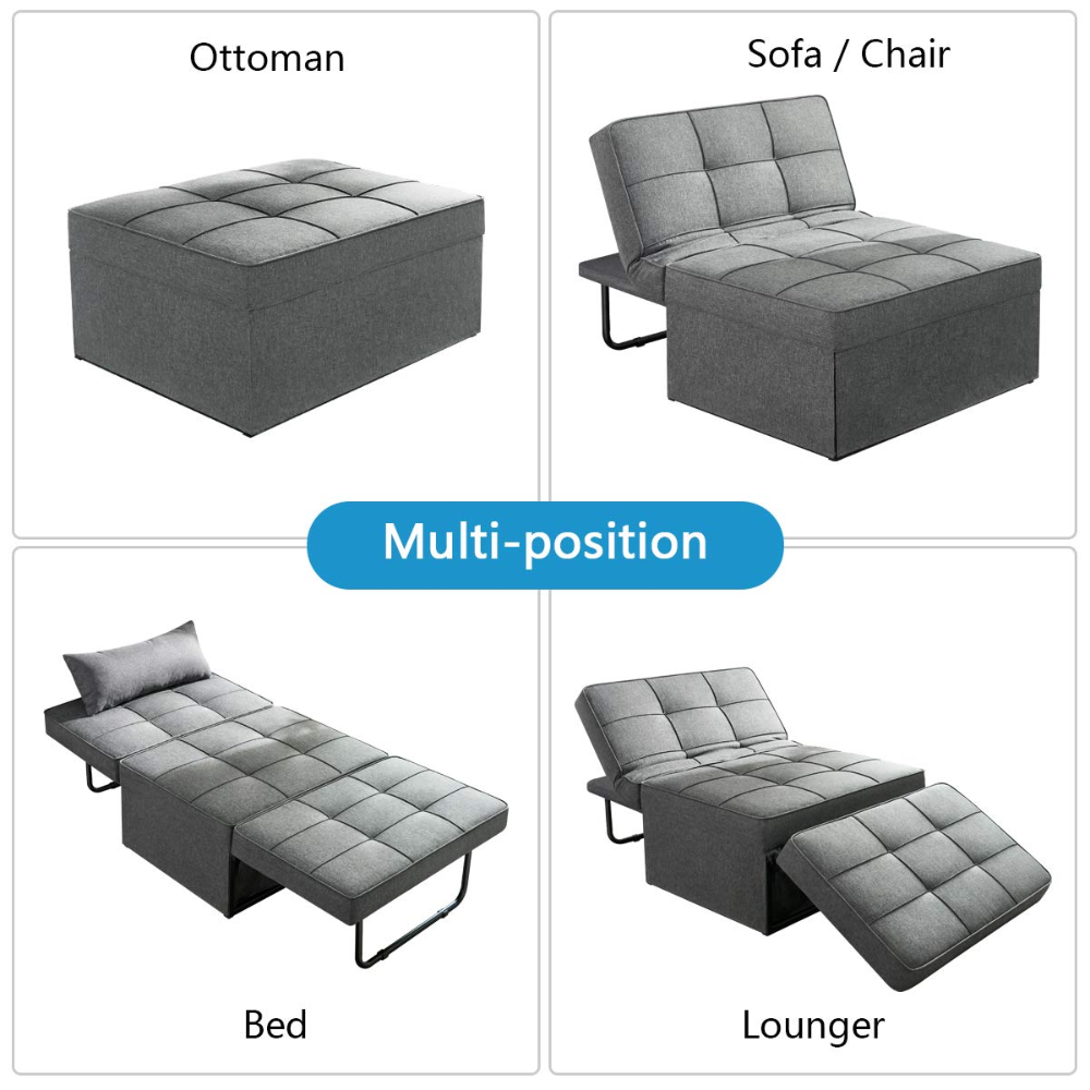 Vonanda Sofa Bed, Folding Single Sleeper