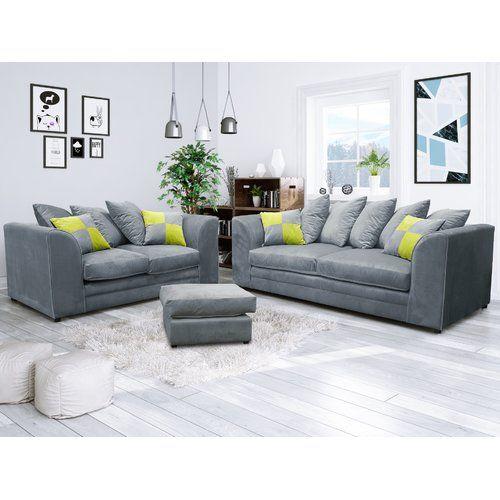 Sensational Brayden Studio Hoch 3 Piece Sofa Set In 2019 Sofa Set 3 Evergreenethics Interior Chair Design Evergreenethicsorg