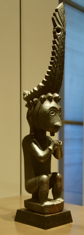 Sold Price: Ancestor figure adu zatua - Indonesia - Nias