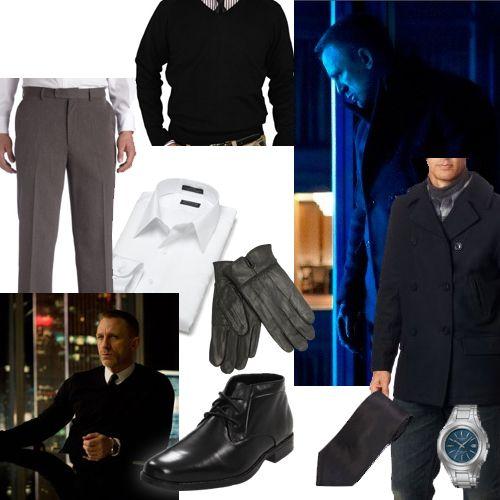 Quantum of Solace Y 3 Jacket
