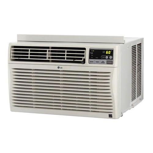 Lg Energy Star 10 000 Btu Window Air Conditioner White